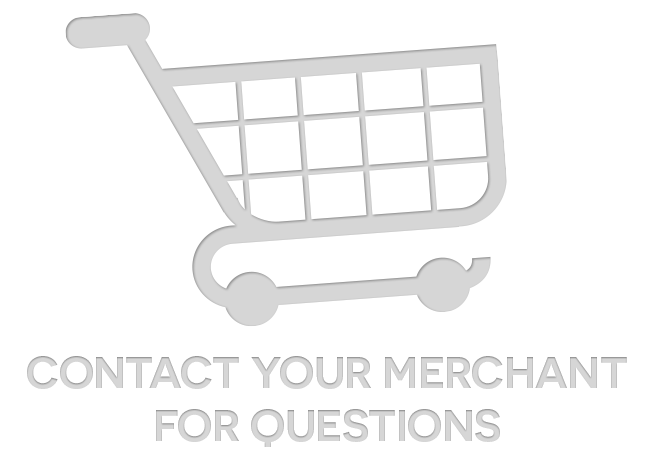Contact your merchant for questions